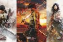 Attack on Titan: הצצה ראשונה ללייב אקשן החדש