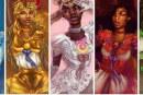אמן הופך באורח פלא את דמות סיילור מון לנשים שחורות