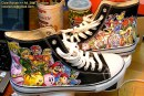 31 תמונות של נעלי אנימה מדהימות- הרגליים שלי מוכנות